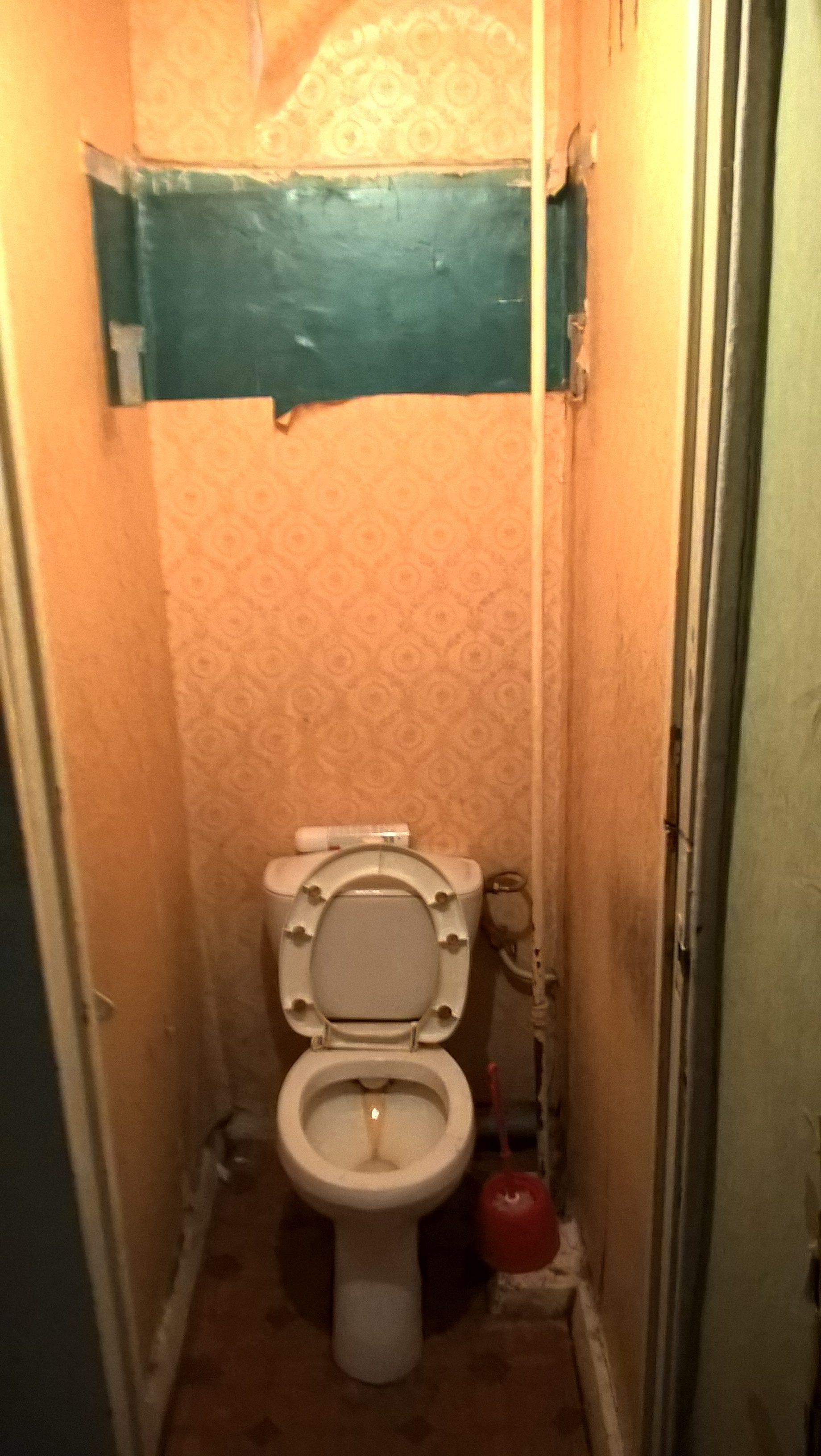 Kommunale russische Wohnung
