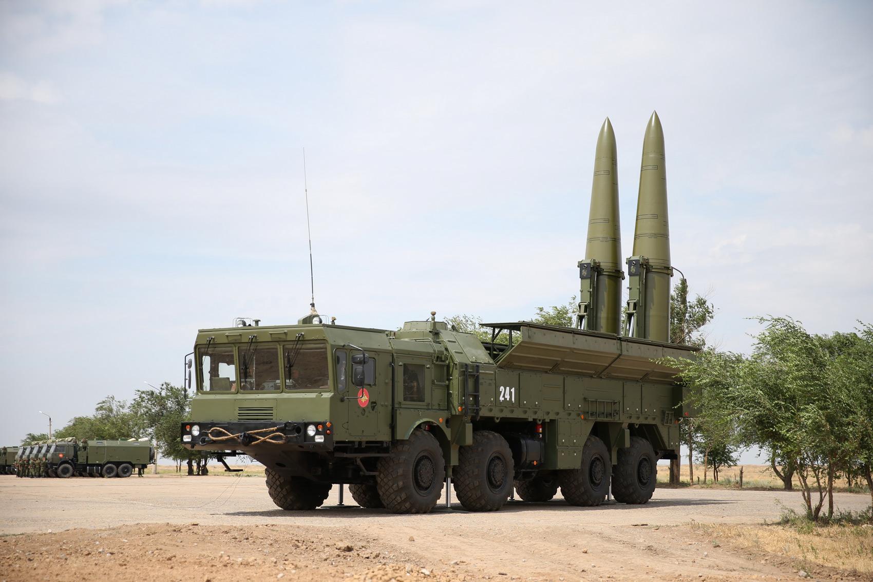 Arsenal nucléaire de la Russie