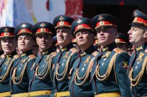 L' Uniforme dell'esercito russo