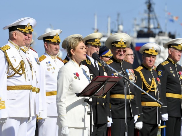 Uniforme del ejército ruso