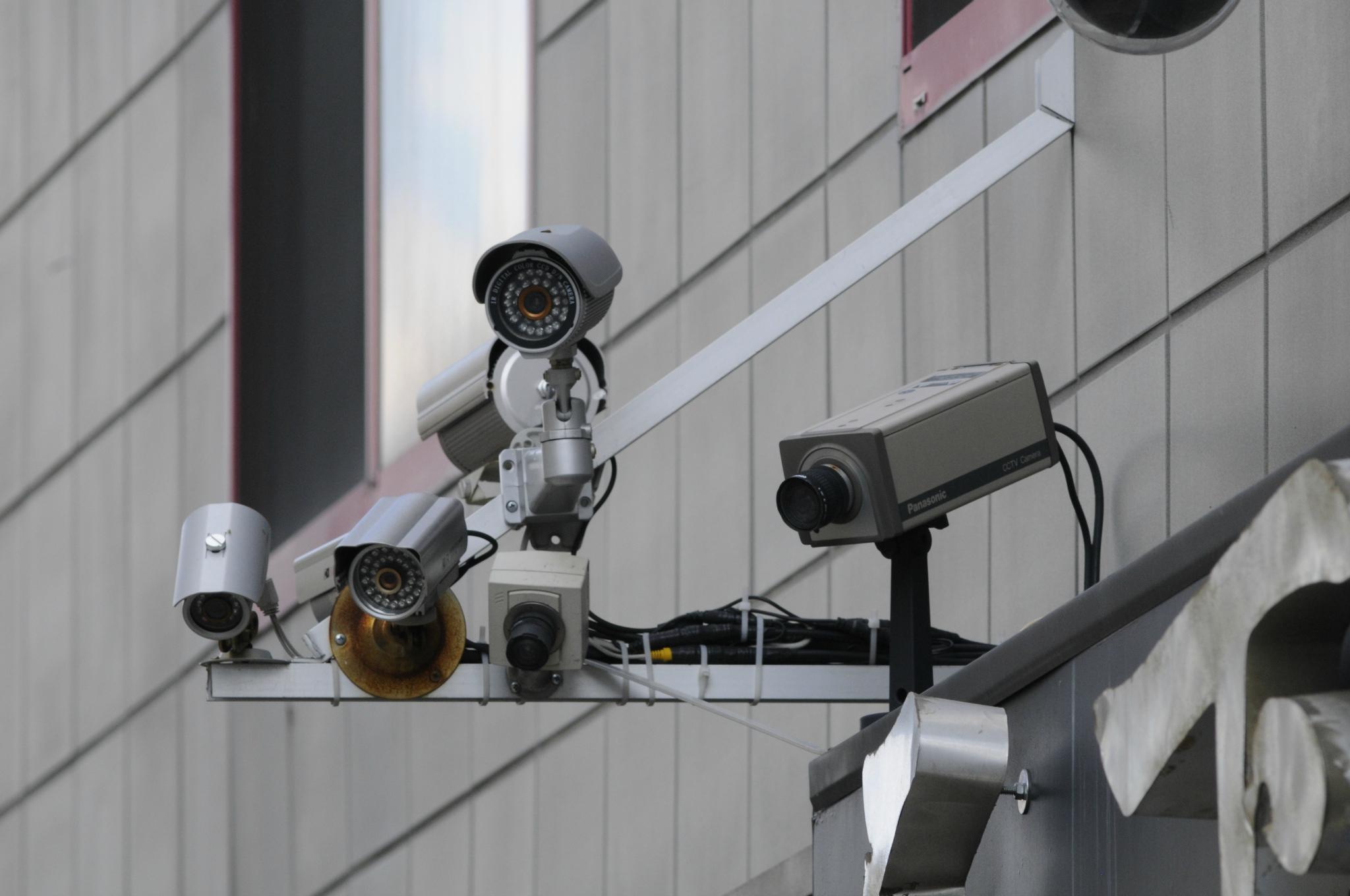Сколько камер наблюдения в Москве?